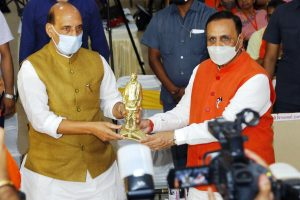 India will become global defence manufacturing hub soon: Rajnath Singh