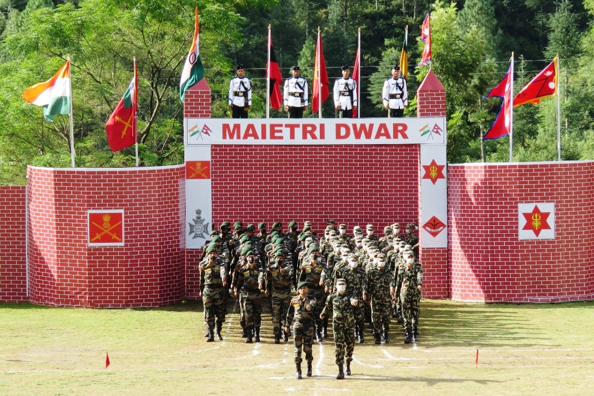India, Nepal, joint military exercise, SURYA KIRAN, Indian Army, Nepali Army