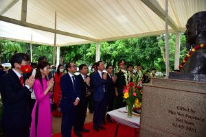 Vietnamese Prime Minister Pham Minh Chinh to visit India by year end