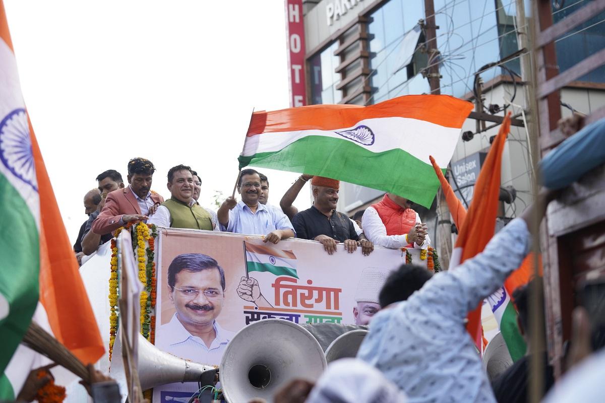 Uttarakhand, Aam Aadmi Party, Arvind Kejriwal