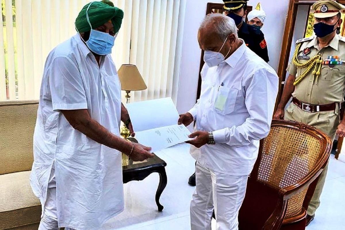 Congress, Punjab Chief Minister, Captain Amarinder Singh