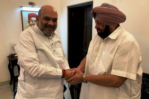 Leaving Congress but not joining BJP: Amarinder
