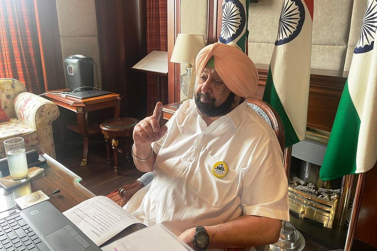 Sidhu, Congress, Captain Amarinder Singh, Navjot Singh Sidhu