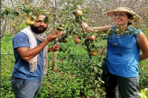 French nat'l keen on introducing HP's natural farming back home