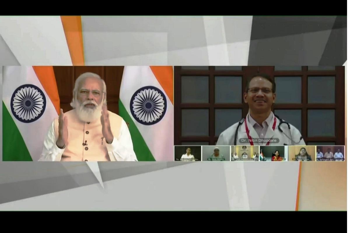 Goa, vaccination, Narendra Modi