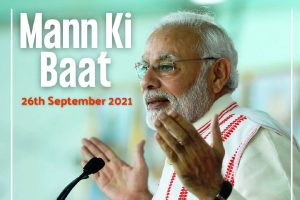 PM calls for keeping rivers clean in 81st episode of Mann Ki Baat
