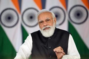 PM Modi slams opposition for finding fault with vaccination drive, 'rajnitik dhokhadhadi' over farmers' and other issues
