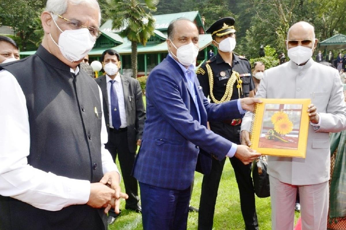 President Kovind, Delhi, Ram Nath Kovind, Himachal Pradesh