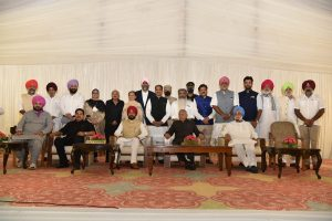 Punjab gets 7 new ministers, 15 Cabinet ministers take oath