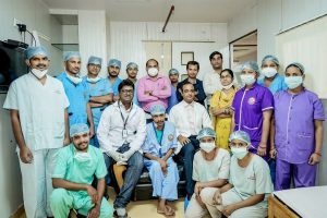 Odisha hospital cardiac team performs rare surgery