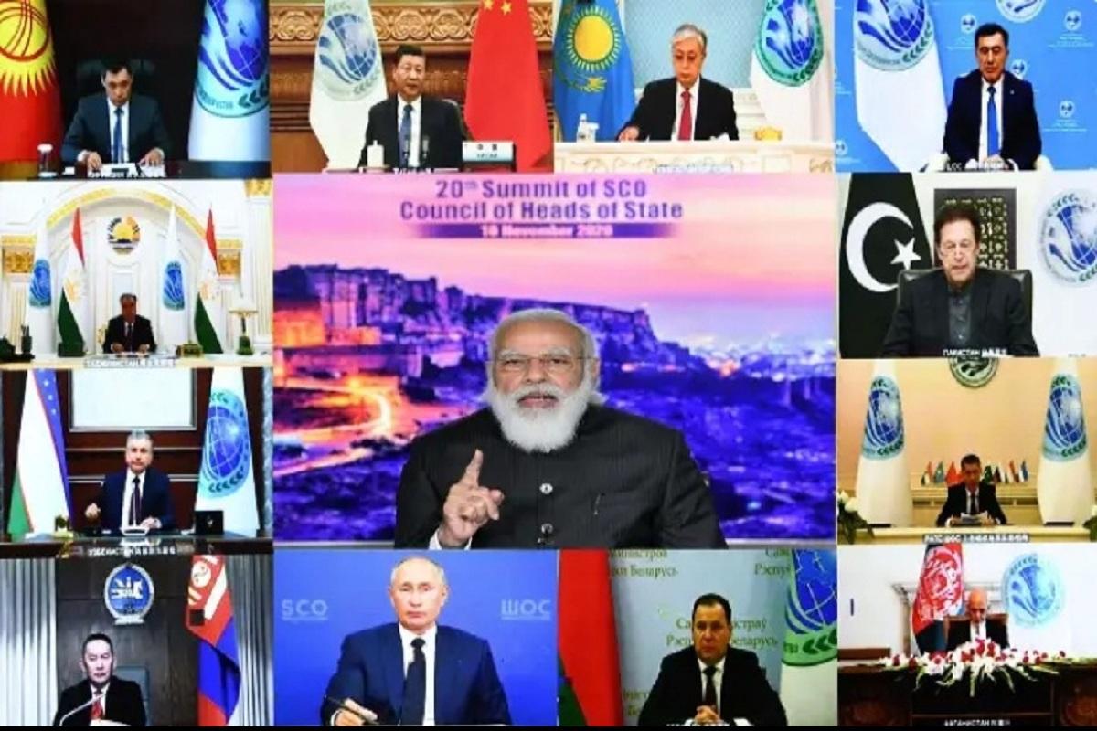 Afghanistan, Narendra Modi, SCO-CSTO outreach summit