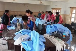 Women's fight against Covid makes them self reliant in Himachal