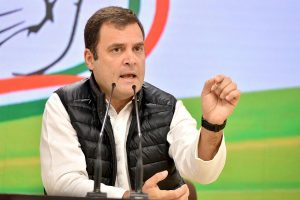 Rahul Gandhi slams BJP over eviction drive by Assam government