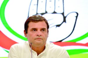 Rahul must decide what he wants