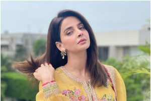 Pak court issues warrant against 'Hindi Medium' actor Saba Qamar