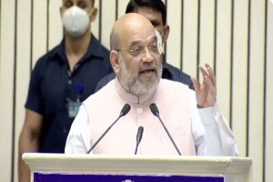 Amit Shah exhorts Indian's to pledge to make India 'atmanirbhar'