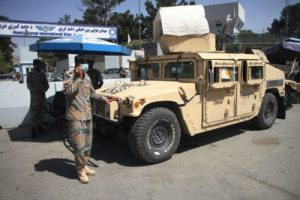 Afghanistan to have regular army soon: Taliban official