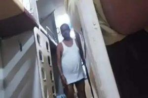 JD(U) MLA spotted in undergarments in Tejas Express