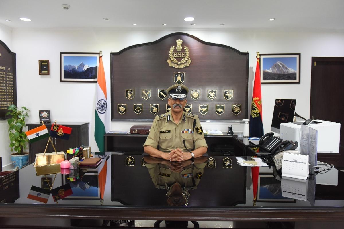 Border Security Force, Director-General, Jammu
