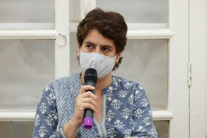 Ahead of UP assembly polls, Priyanka wraps up five-day state tour
