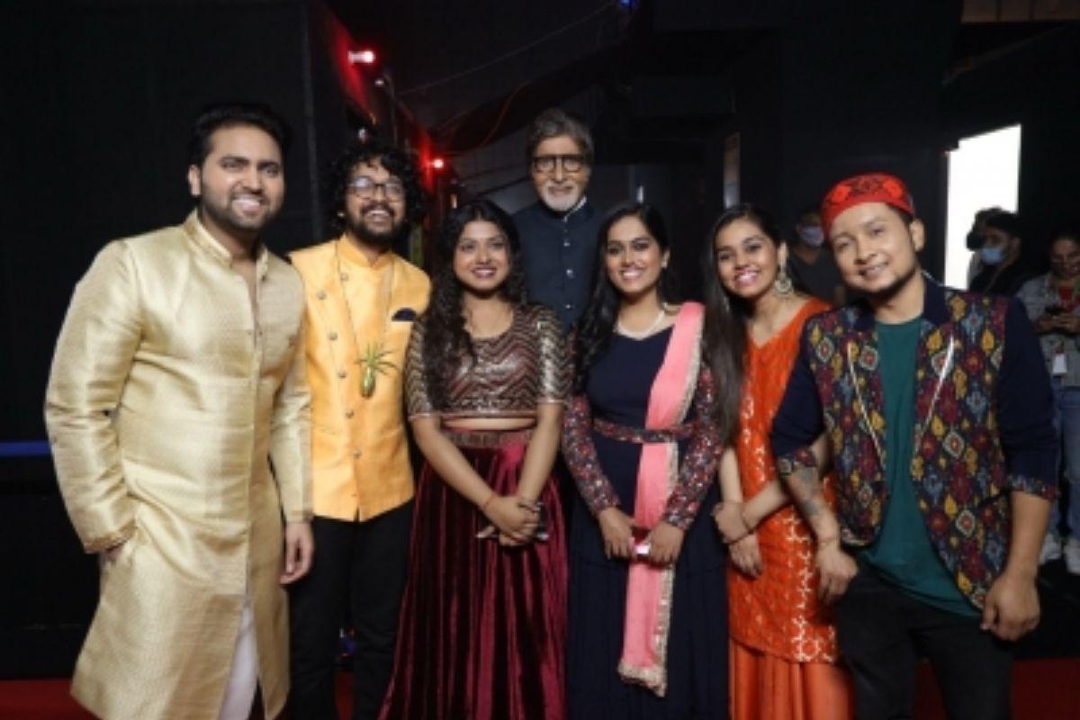 Amitabh Bachchan, Pawandeep Rajan