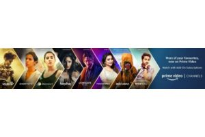 Amazon ties up with eight premium streaming services for single platform viewing