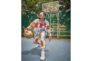 Actor Ranveer Singh named NBA brand ambassador for India