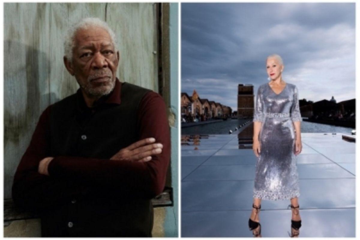 Morgan Freeman, Helen Mirren, Al Pacino