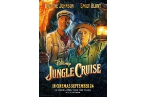 Dwayne Johnson's 'Jungle Cruise' to release in India on Sep 24