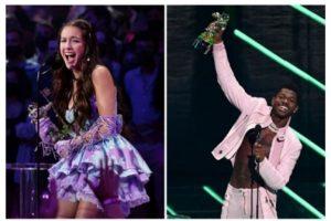 MTV VMAs 2021: Bieber, Lil Nas, Rodrigo, BTS big winners