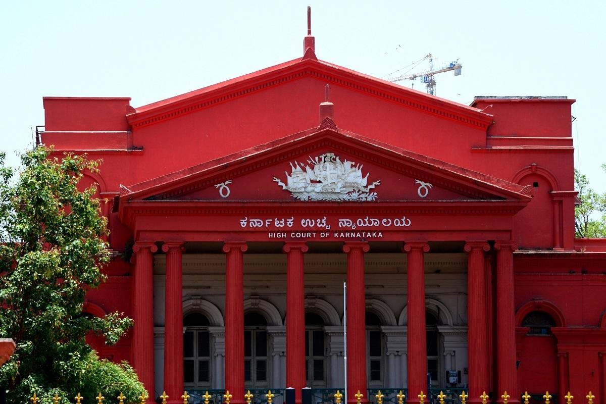 Karnataka High Court, intention of enmity