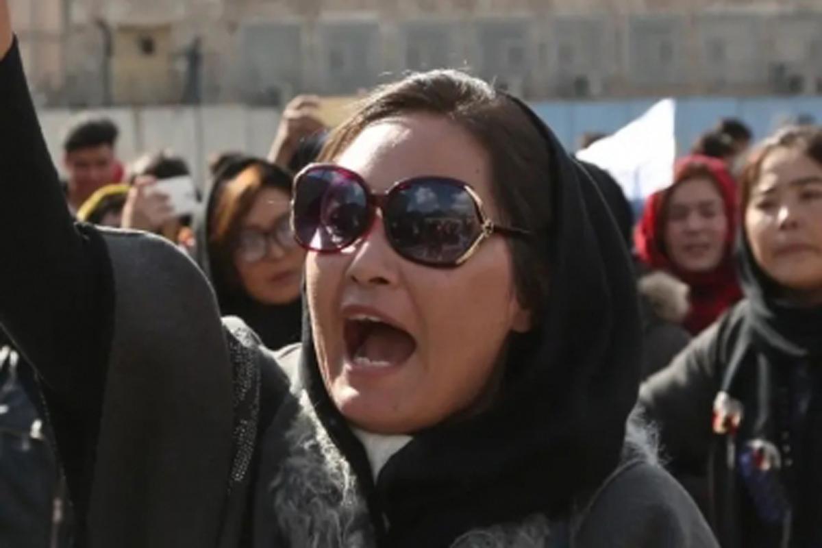 new Taliban govt, Afghan women, Islamic law