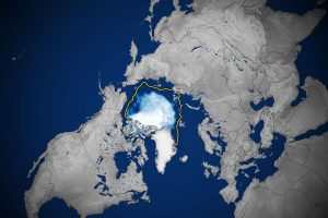 2021 Arctic summer sea ice 12th-lowest on record: NASA