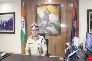 Delhi Police chief visits Rohini court, inspects crime scene