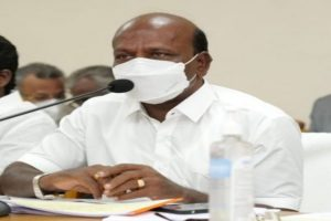 TN still vulnerable to Covid even after mass vax drives: Minister