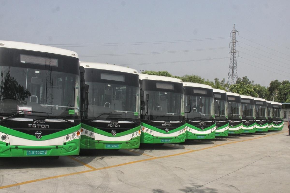 E-Buses, Delhi Transport Corporation (DTC), Ravinder Singh Minhas