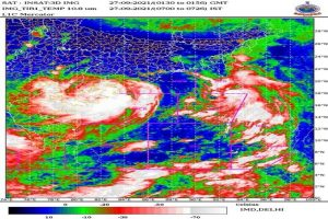 Cyclone Gulab leaves two dead in Bihar