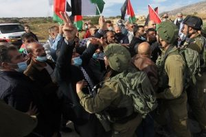 Palestinian factions call for 'day of rage'
