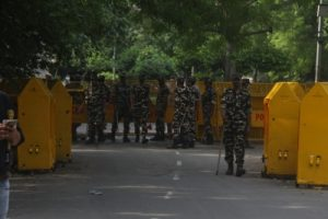 Bharat Bandh: Security beefed up in the Capital