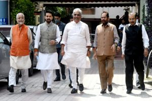 BJP urges EC to deploy observers on every booth in Bhabanipur
