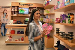 Tupperware to set up 1,000 retail stores in 5 yrs