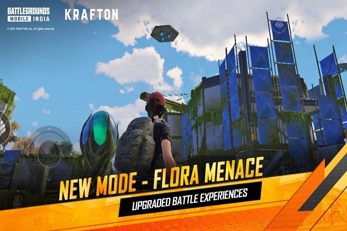 Battlegrounds Mobile India (BGMI), Flora Menace, Nacore