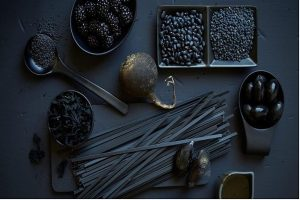 Black is the new colour of superfoods