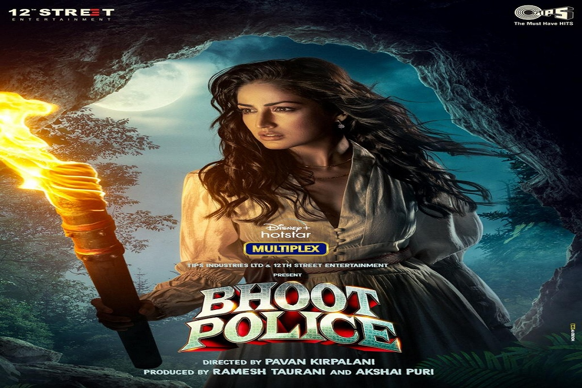 Yami Gautam, Bhoot Police, Saif Ali Khan, Arjun Kapoor, Jacqueline Fernandez.