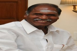 BJP, AINRC in rift for lone RS seat in Puducherry