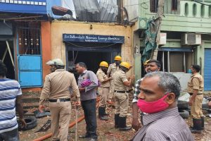 3 dead, 4 injured in powerful blast in Bengaluru