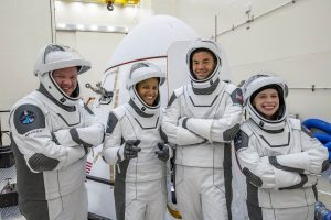 SpaceX's first all-civilian mission to launch on 15 Sept
