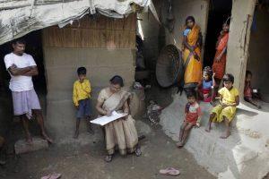 A Caste Count