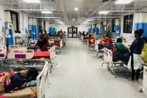 Viral flu cases of children in 12 Karnataka districts on rise