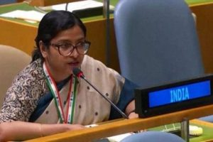 Pak promoting 'culture of violence,' uses UN for hate speech: India